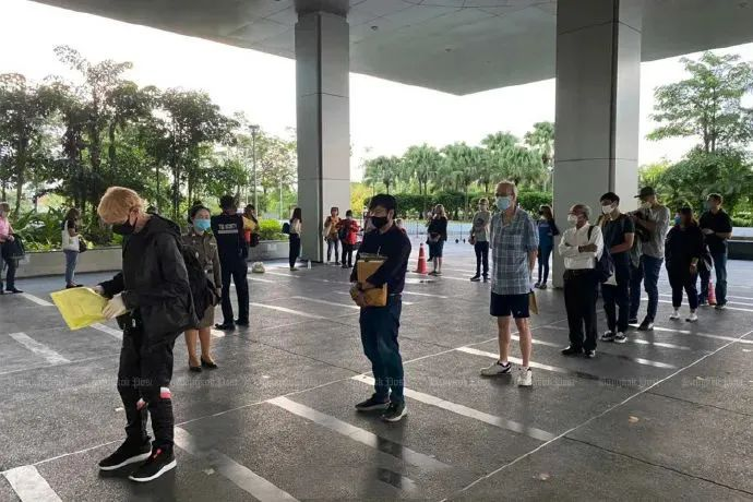 滞泰外籍人士可申请签证延期,继续停留至9月26日