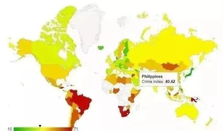 仅次新加坡!菲律宾竟是东南亚第二安全的国家?