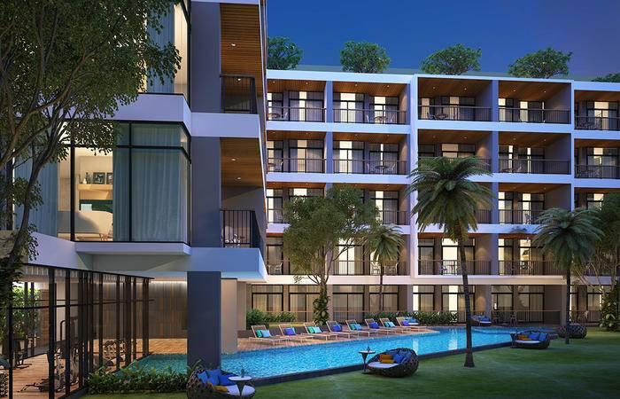 泰国普吉-KATA酒店公寓