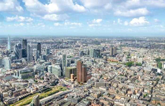 英国伦敦-城市舞台高端公寓