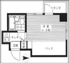 日本东京市-若宫公寓