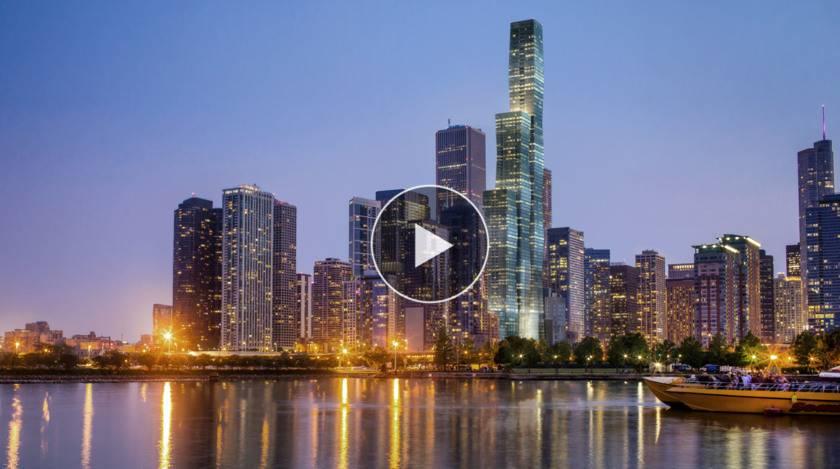 美国芝加哥-芝加哥壹号