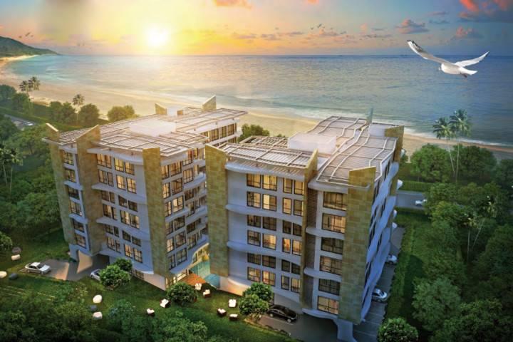 芭提雅海景公寓,3年包租,9%年均回报率,42万起即可拥有