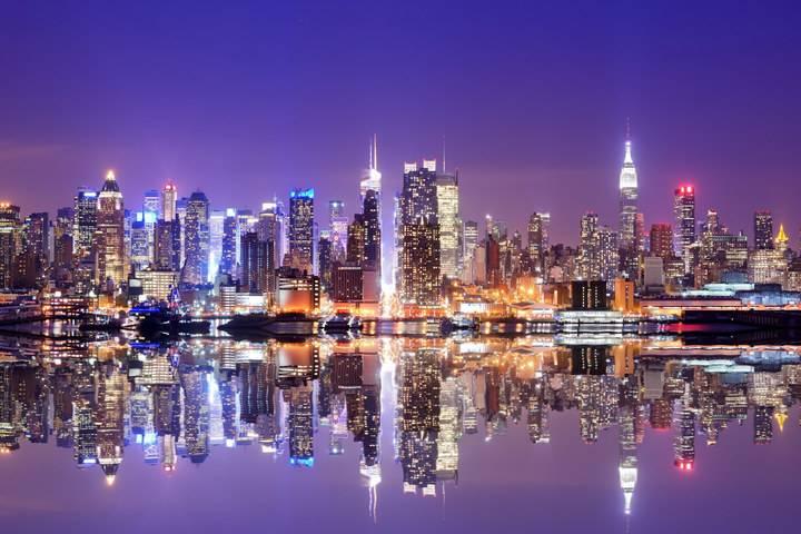 美剧里,这些纽约人的生活,现实中你也可以