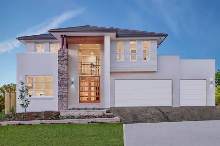 有路新盘首发 首付仅需76万,入住177㎡悉尼学区精装独栋别墅