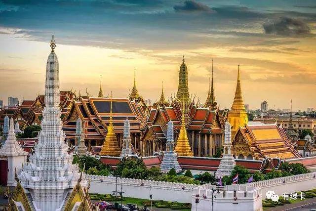 菲律宾、日本、泰国、新加坡绿卡投资成本大评测!
