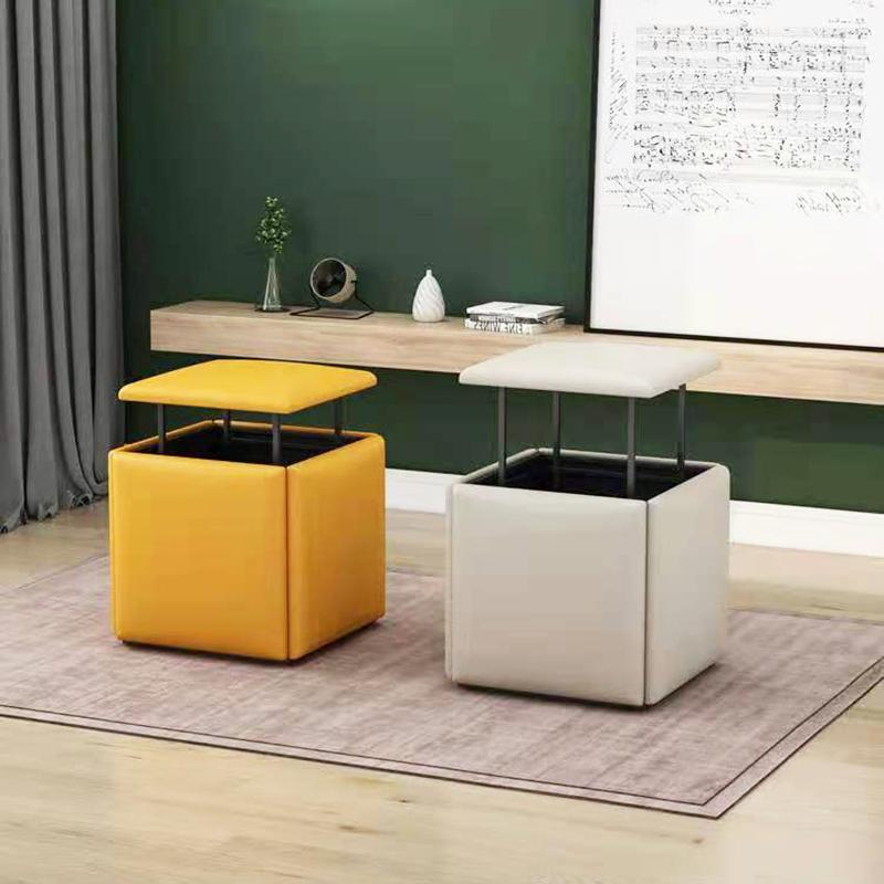 5 in 1 Multi Function Creative Cube StoolproductInfoLeftImg