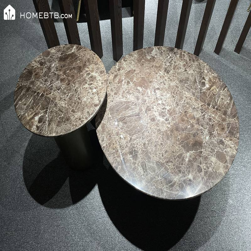 Artificial Marble Surface Coffee Table