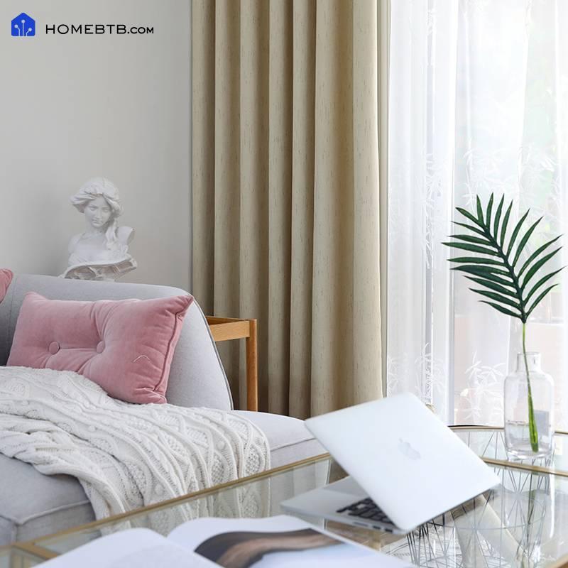Environmental protection shading curtain cloth