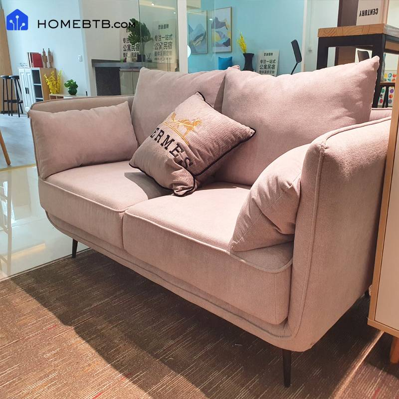 Simple Two-person Sofa
