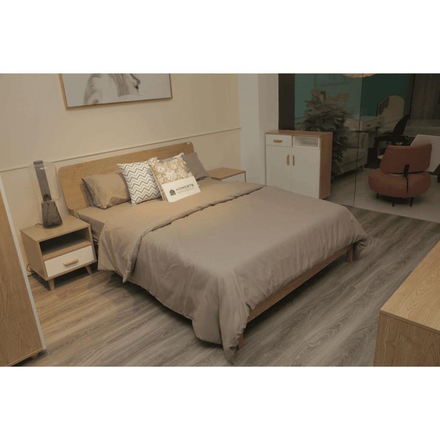 Fashion Wood Simple BedproductInfoLeftImg