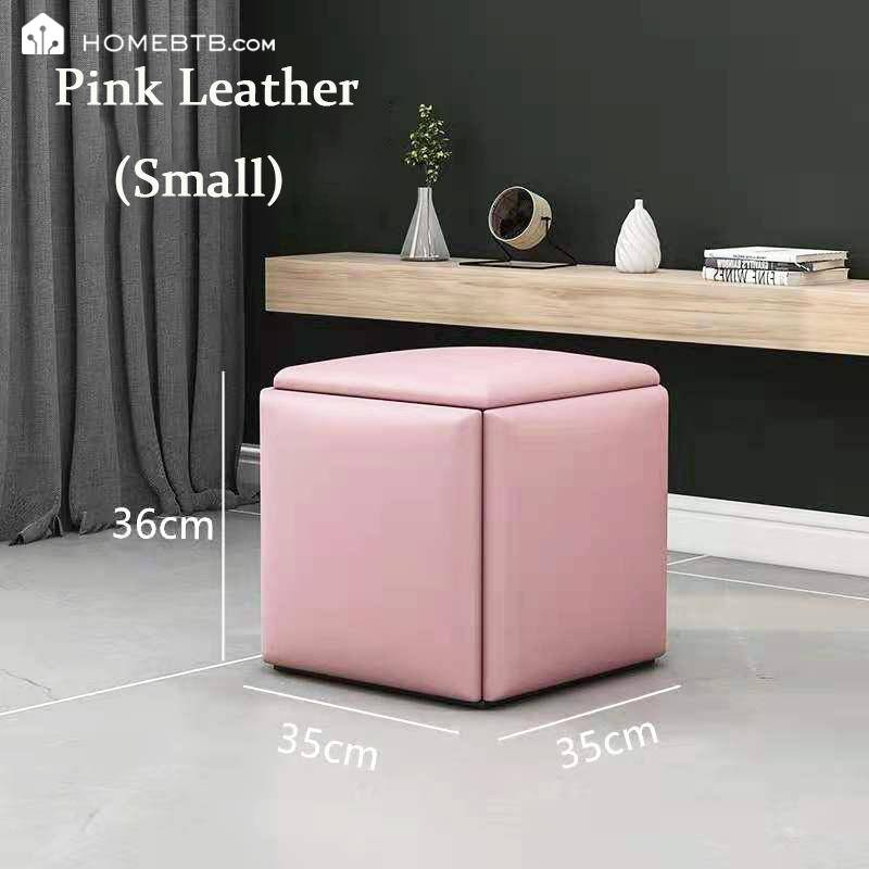 5 in 1 Multi Function Creative Cube Stool