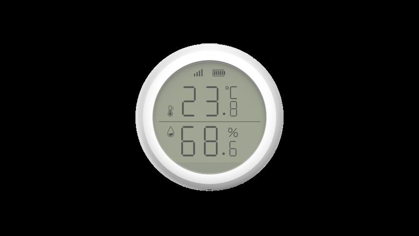 Humidity and Temperature Sensor with screenproductInfoLeftImg
