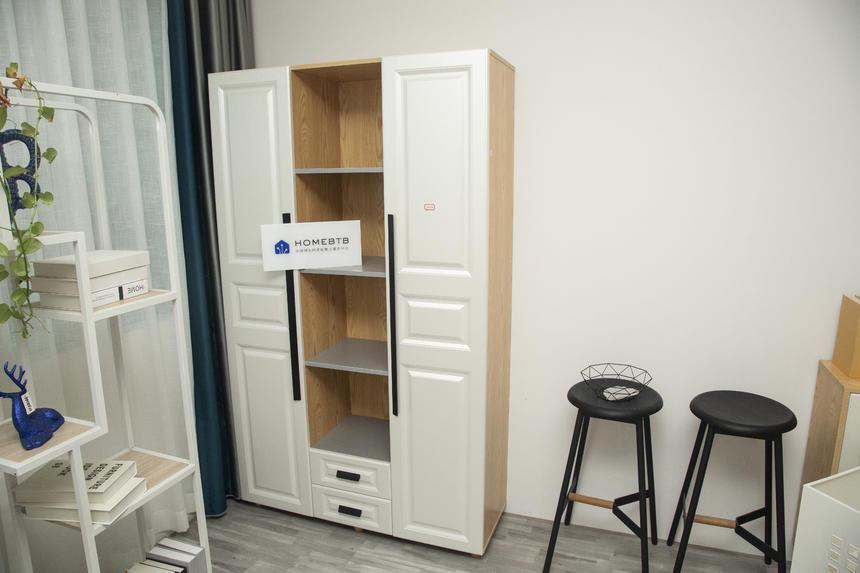 Practical Wardrobe WhiteproductInfoLeftImg