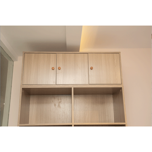 Combination Wardrobe Wood
