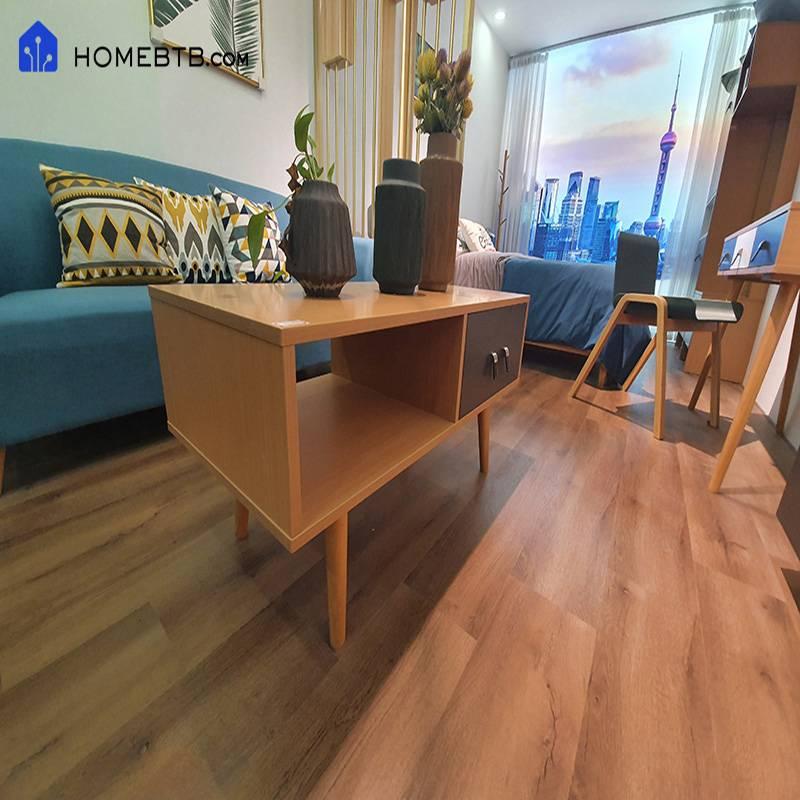 Modern Nordic Minimalist Coffee Table