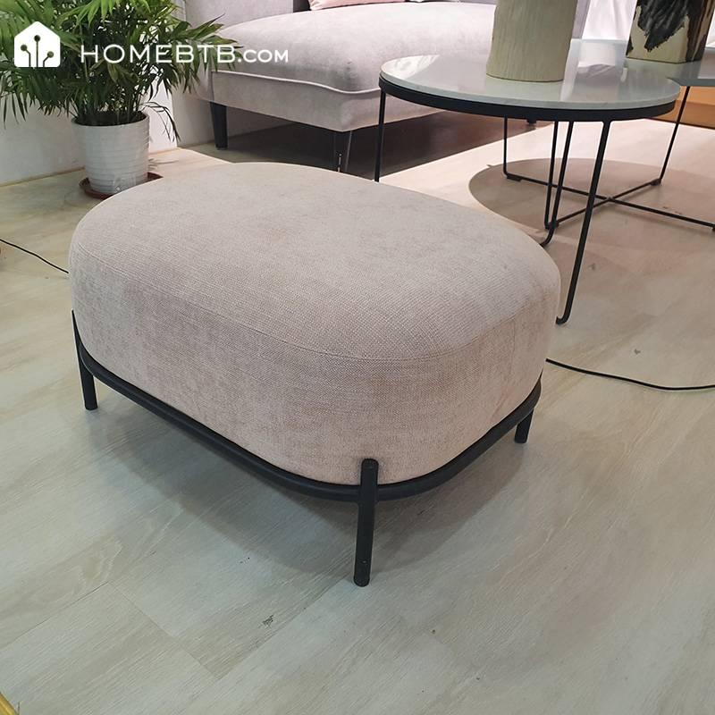HomeJI Simple Leisure Chair Combination