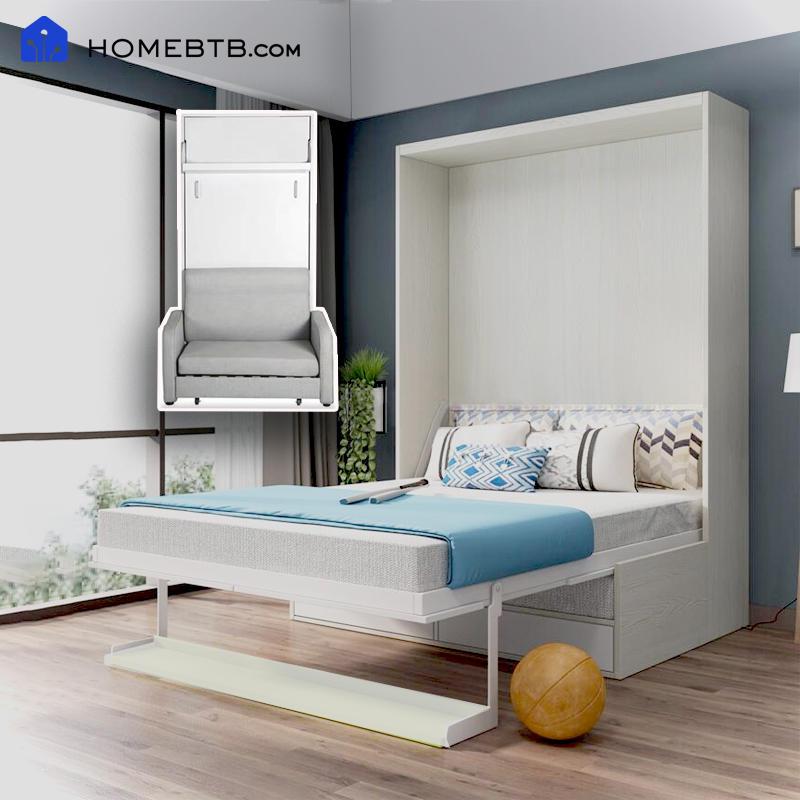 Multifunctional Sofa Folding Wall Bed SFFB003