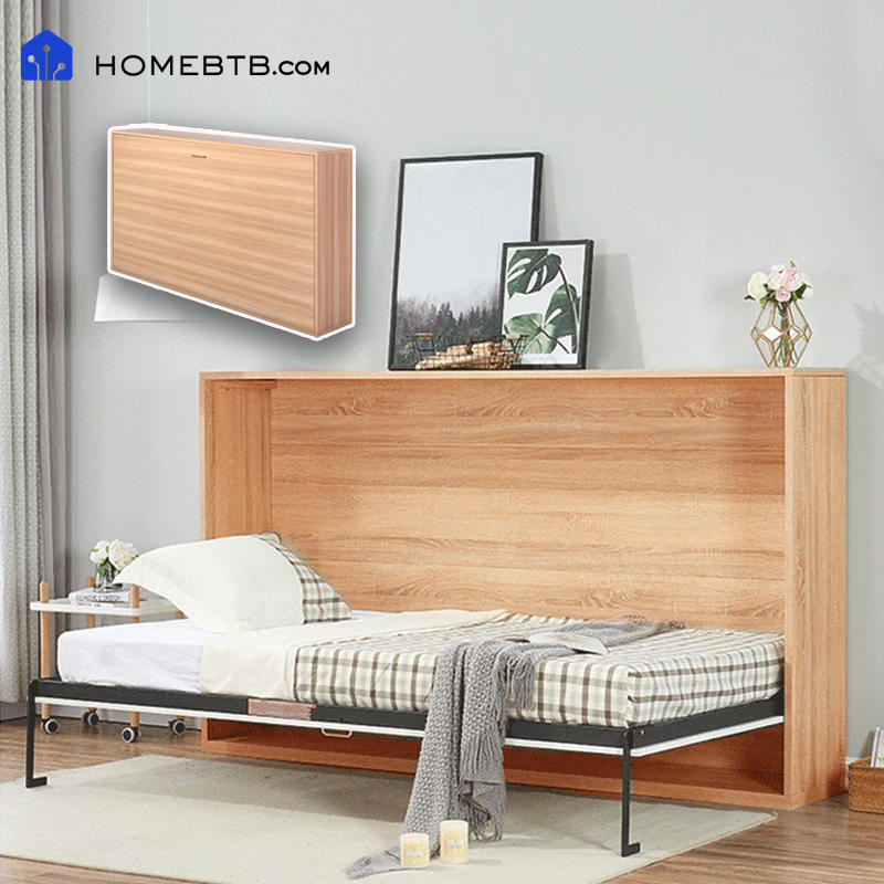 Side Open Folding Wall Bed SFFB002