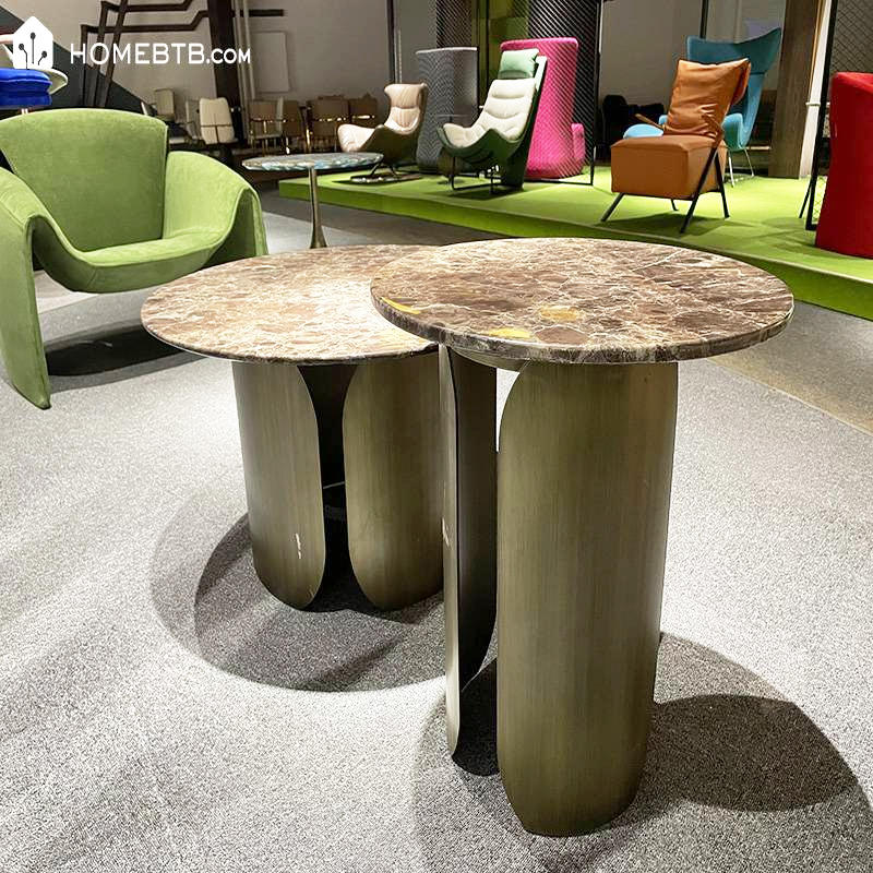 Artificial Marble Surface Coffee TableproductInfoLeftImg