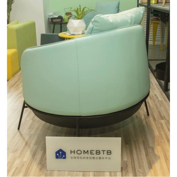 Fashion Green Sofa Chair