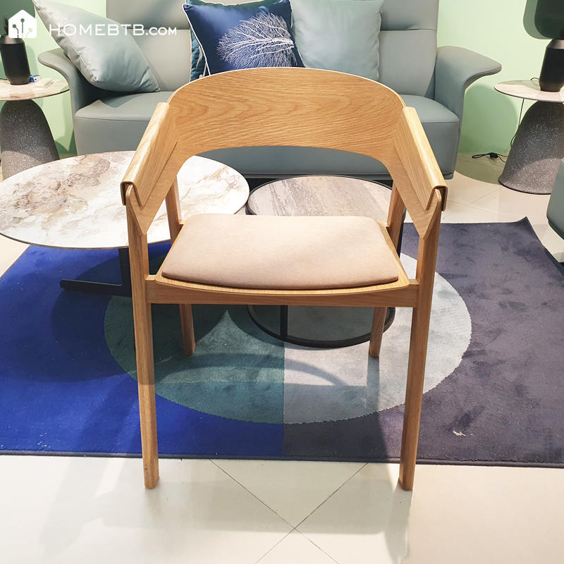 Simple Wooden Lounge ChairproductInfoLeftImg