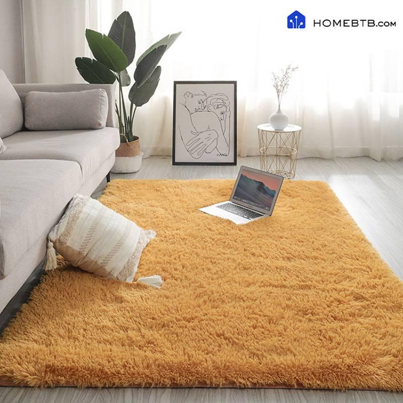 Nordic Style Tie-dye Carpet