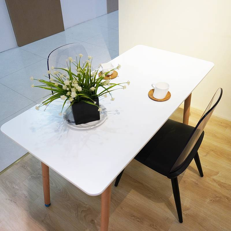 Modern Style Solid Wood  Dining Table
