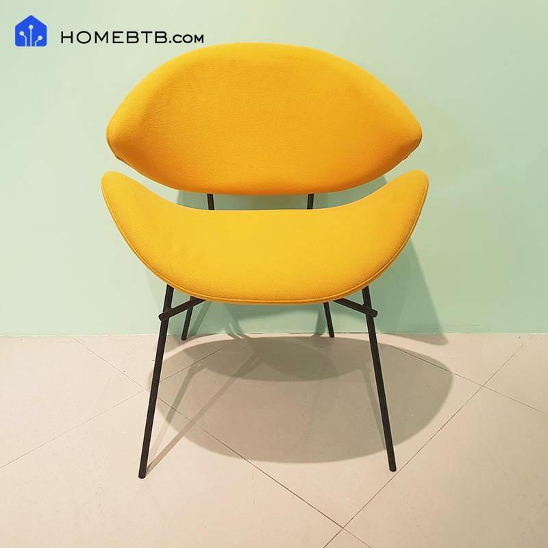 HomeJI Nordic Modern Linen Lounge ChairproductInfoLeftImg