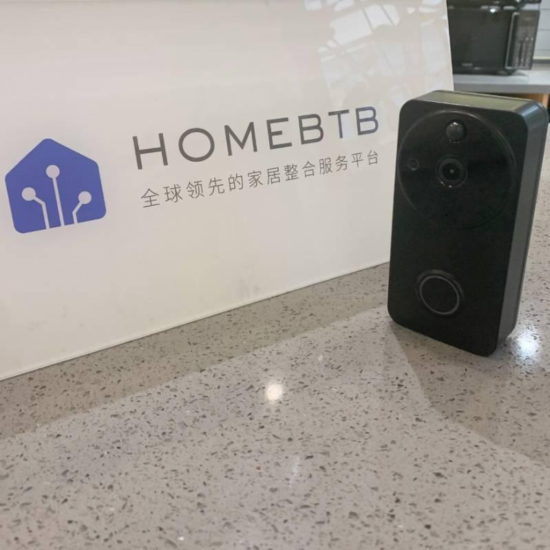 HomeHi  Smart WiFi Doorbell