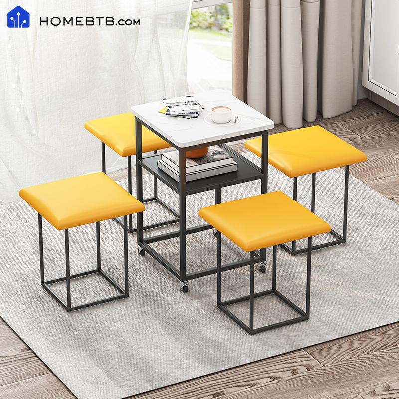 Multifunctional Creative Folding Coffee TableproductInfoLeftImg
