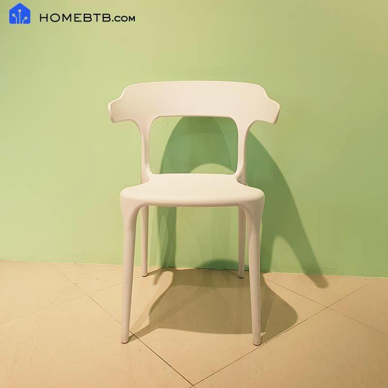 Creative plastic leisure chair