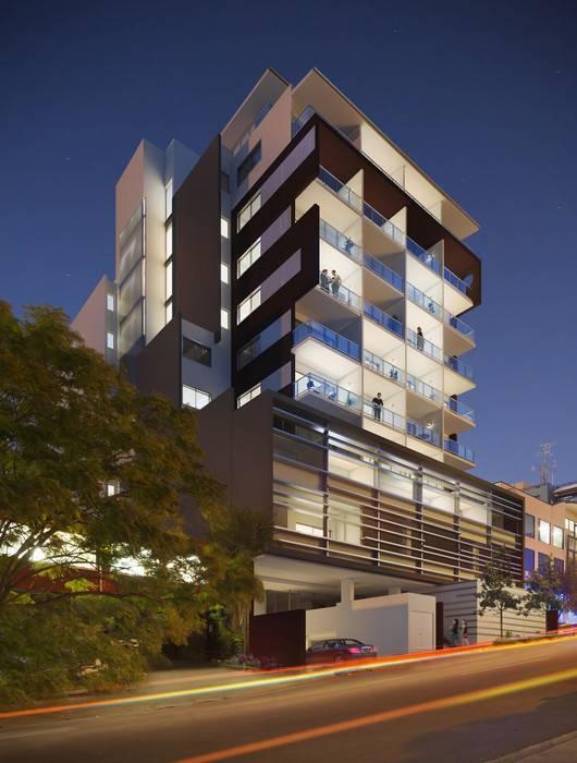 澳大利亚布里斯班CBD Quay Street公寓