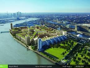 英国伦敦-皇家码头