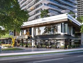 加拿大温哥华-Concord Brentwood公寓