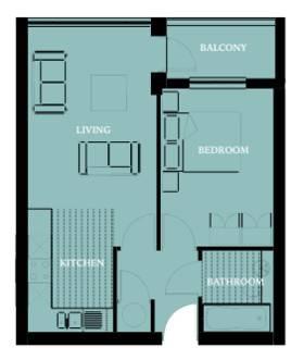 英国利物浦-利华阁学生公寓