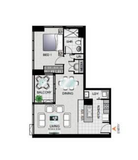 澳大利亚黄金海岸-Southport南港·Sundale桑戴尔海景公寓