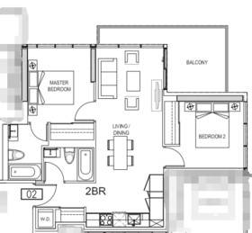 加拿大多伦多-Seasons精装公寓