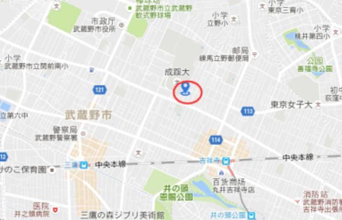 日本东京市-吉祥寺公寓