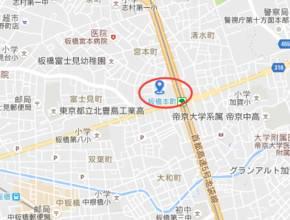 日本东京市-日本东京ソアール板橋本町第2公寓