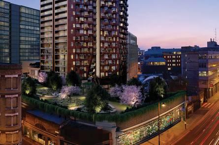 伦敦·城市舞台高端公寓