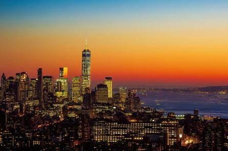 纽约·Manhattan View at MIMA