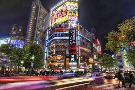 东京市·梅岛公寓