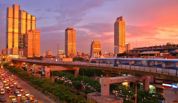 2017曼谷房产继续上涨