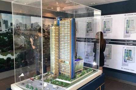 曼谷·Lumpini Suite高级公寓