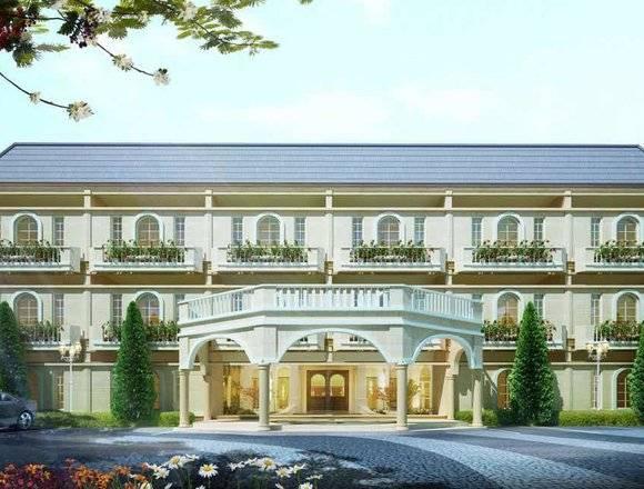 清迈新概念殖民风公寓项目