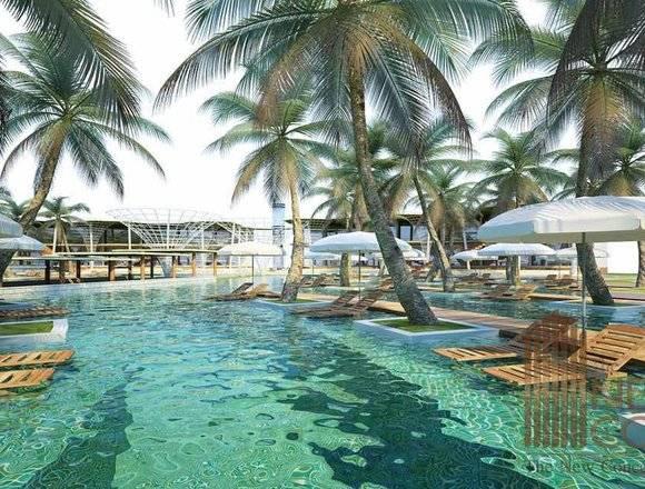 新概念精品泳池度假村