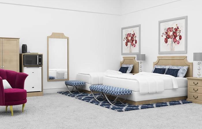 英国曼彻斯特-特里维斯酒店式公寓