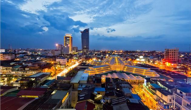 柬埔寨房产逐渐升温,吸引全球投资者目光