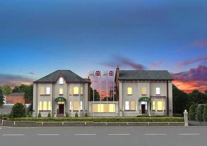 有路新盘首发|5万超低首付,5年包租,7%保底年收益,曼彻斯特特里维斯酒店式公寓